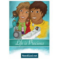 Life is Precious Tract (100...